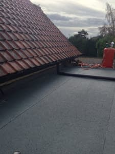 Finished Roof Install