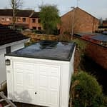 EPDM rubber roof installers Peterborough