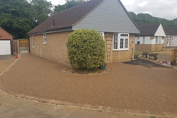 Driveway Transformation in Orton Peterborough