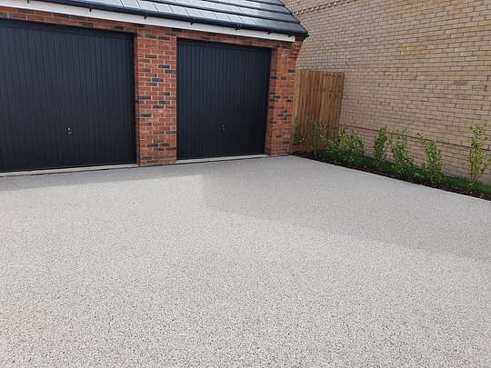 Crowland Installation - Pearl Quartz After