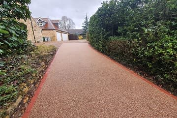 Resin Driveway installed in Ketton