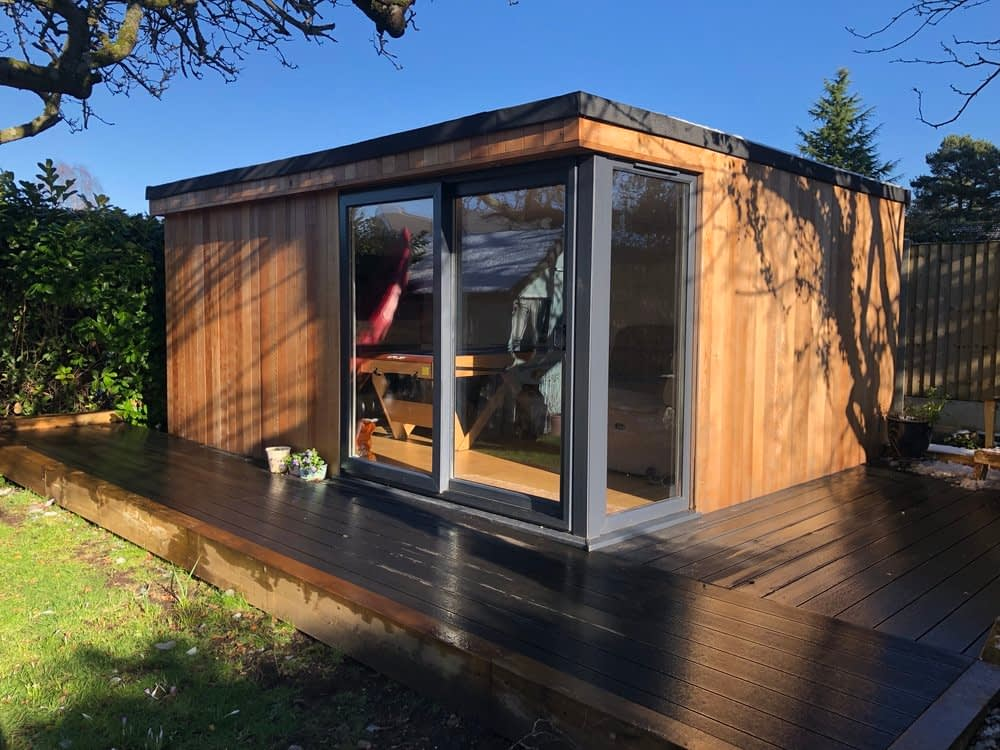 Garden Rooms and Offices Peterborough