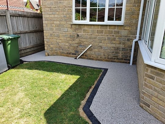 Resin Bound Pathway in Peterborough