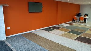 Resin Bound Surfacing Showroom
