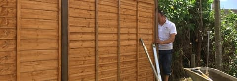 Peterborough Improvements - No.1 Fencing Contractors