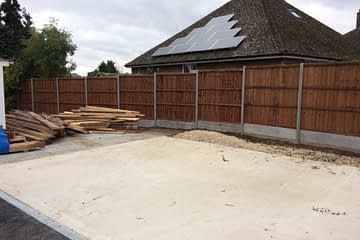 Fencing Installation in Uppingham