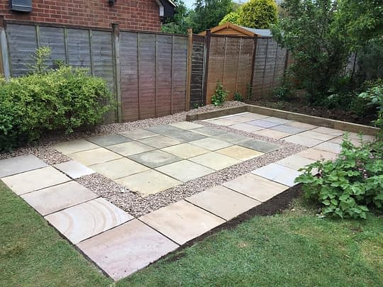 Patio Base Gunthorpe