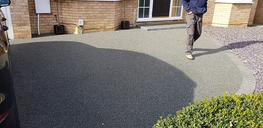 Resin Bound Driveway Peterborough