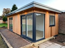 Garden Room Installed in Ketton