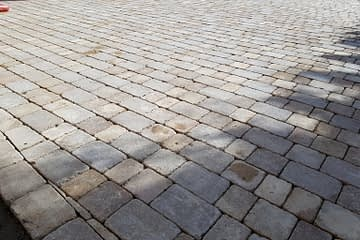 Block Paving Woburn rumbled in Werrington Peterborough