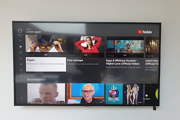 Automated TV Bracket - Smart Home