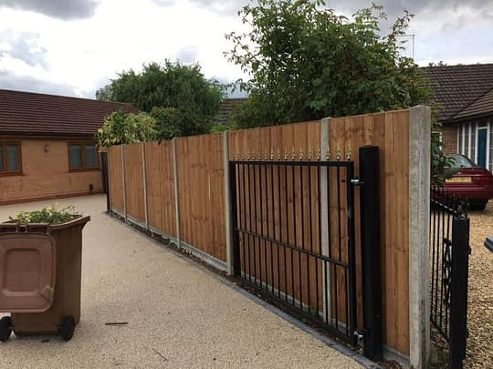 Fencing and Metal Gates