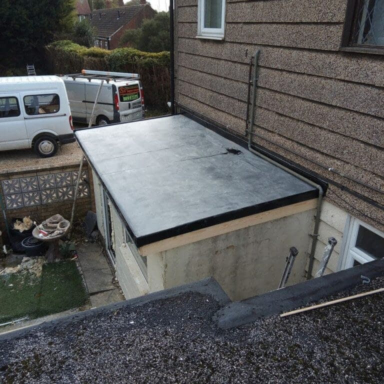 Epdm Rubber Roofing Installers Peterborough