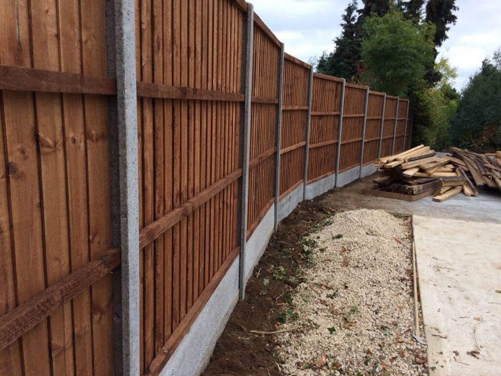 Whittlesey's Leading Quality Fencing Installers