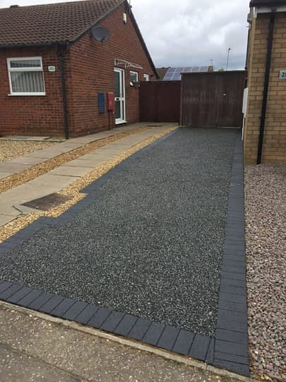 Resin Driveway in Stanground