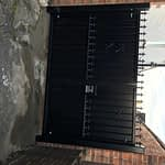 Metal Security Gate Peterborough