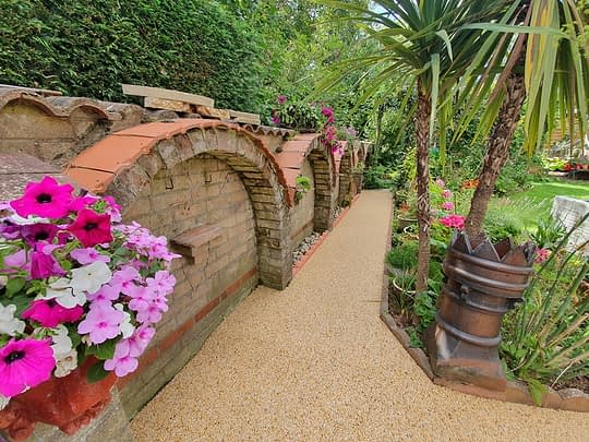 Resin Bound Pathway Completed in Werrington