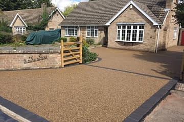 Resin Bound Driveway Installers Peterborough