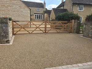 After Resin Install in Tinwell